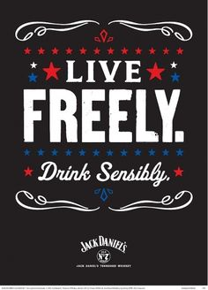 Ad of the Day: Jack Daniel's | Adweek — Designspiration