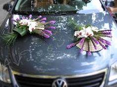 Αποτέλεσμα εικόνας για γαμος στολισμος αυτοκινητου