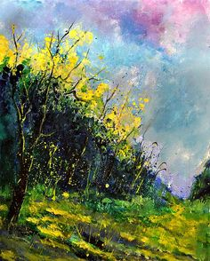 Spring 452150 by artist Pol Ledent