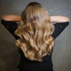 125 x 45cm Full Head Highlights, Hair Extensions, Long Hair Styles, Beauty, Weave Hair Extensions, Extensions Hair, Long Hairstyle, Long Haircuts, Extensions