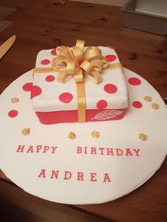 Geschenk für Andrea
