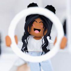 Roblox Funny, Roblox Roblox, Roblox Memes, Play Roblox, Cute Tumblr Wallpaper, Cute Wallpapers, Black Hair Roblox, Roblox Gifts, Cool Avatars