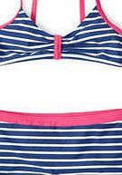 Mini Boden Surf Bikini, Navy Stripe 34750901 Lovely, bold prints and stripes on our sunsational sporty bikini. Fast-drying and long-lasting, a combination we find customers love. Not to forget our swimwear fabric provides UPF 50 . http://www.comparestoreprices.co.uk/baby-clothing/mini-boden-surf-bikini-navy-stripe-34750901.asp