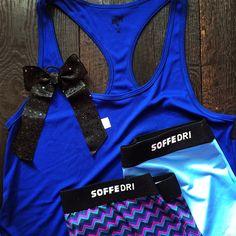 Winter blues!  #Soffe #Fitness #FitnessApparel