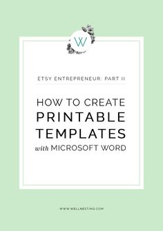 Welcome to Part II of my How to Make Passive Income with Etsy series. If you missed out on Part I which was all about getting started making passive income with Etsy, you can check it out here. Otherwise, let's dive into the meat of the passive income scene: creating downloadable products...
