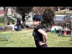 R90 Challenge Outdoor Dancing
