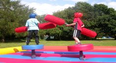 """""""It's a Knockout"""" - Team Building Events Yorkshire - ATM Events Youth Activities, Team Building Activities, 50th Birthday, Birthday Ideas, Fair Rides, Hockey Boards, Event Website, Family Fun Day, Team Building Events"""