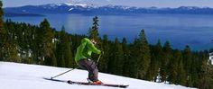 Homewood Ski Resort - can't beat that view of the lake. #tahoe #shredcrew