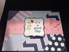 Handmade card by me !