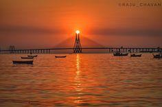 Free Photo Contests and Video Contests Mumbai City, In Mumbai, Dream City, Beautiful Sunrise, Rising Sun, World Best Photos, Lighthouses, Photo Contest, Free Photos