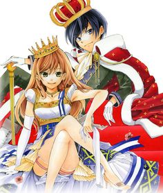 Nike and livius- this world is still beautiful