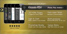 Review Klassio RSV | Responsive Mobile Templatewe are given they also recommend where is the best to buy