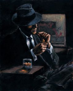 I will own a Fabian Perez painting