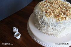 Feigen-Kokos-Torte #ichbacksmir #torte