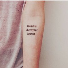Frases en inglés para tatuarse // #tattoo #inspiration #ideas #tatuaje #ingles #beauty #idea #pic