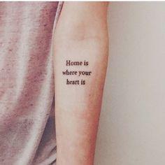 El hogar es donde esta tu corazón