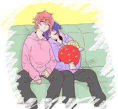 Cute Boy Drawing, Otaku, Jelsa, Cute Boys, Cool Art, Animation, Fan Art, Ensemble Stars, Manga