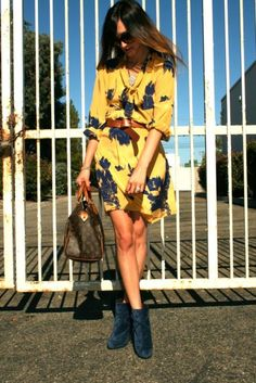 navy & yellow (from the Glitter Guide tumblr)