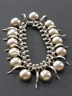 (36) Tumblr, mexican silver bracelet via: snowonredearth.tumblr