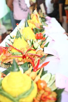 Celebrating real food on May 19, 2012 in Java, Indonesia. Photos by Monchichi Photography & Turida Wijaya