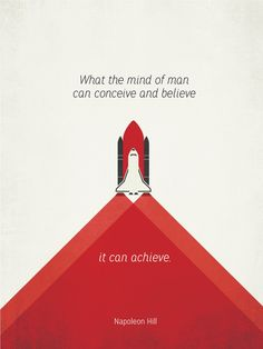 Space Shuttle - Napoleon Hill