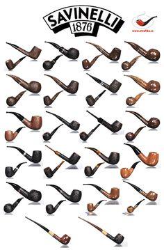 Italské dýmky Savinelli Savinelli pipes