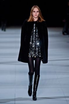 Saint Laurent | Paris | Inverno 2015 RTW