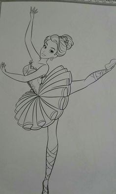 Ballerina Coloring Pages, Cinderella Coloring Pages, Cute Coloring Pages, Easy Drawings, Pencil Drawings, Human Figure Drawing, Art Drawings Beautiful, Princess Coloring, Marble Art