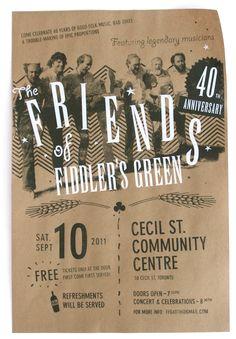 Friends of Fiddler's Green