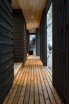 Galería - Casa en el Lago Todos Los Santos / Apio Arquitectos - 5