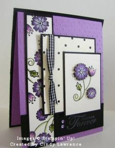 TLC174, Watercolor Forever! by One Happy Stamper - Cards and Paper Crafts at Splitcoaststampers