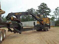Numerous online ads from forestry equipment knuckleboom loaders with used knuckleboom loaders for sale. Find used knuckleboom loaders at Mascus USA Logging Equipment, Heavy Equipment, Cannon, Trains, Heart, Trucks, Automobile, Train, Hearts