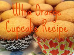 """An """"Ultra Orange Cake"""" recipe – and a cooking lesson from a four-year-old #MommyBlog"""