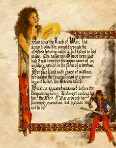 "Book of Shadows:  ""Brianna Warren I,"" by Charmed-BOS, at deviantART."