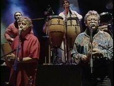 Inti-Illimani - Samba landó - YouTube