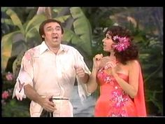 The Carol Burnett Show - Shipwrecked In Tahiti - Funny Musical Number...OMG!!!! Too Funny!