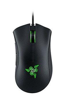 9d8cdf2c04a Razer DeathAdder Chroma Multi Color Ergonomic Gaming Mouse Mice 10000 DPI  Pro PC Razer Gaming Mouse