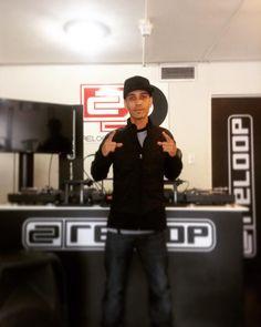 Feliz domingo de @reloopdjacademy La academia de los DJ en Venezuela - #DJPflow #EnLaMezcla #ReloopDJAcademy #DJ #DJLife #Caracas #Venezuela #Serato #Ableton