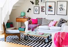 living room | Fröken Turkos