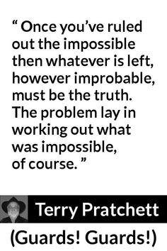 54 quotes by Terry Pratchett with Kwize, collaborative quote checking. Join Kwize to pick, add, edit or explain your favorite Terry Pratchett quotes. Movie Quotes, Book Quotes, Discworld Books, Terry Pratchett Discworld, Grey Quotes, Songs To Sing, Find A Job, Writing Inspiration, Thought Provoking