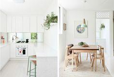 Diseño interior australiano, proyecto interiorismo de Australia, apartamento en Sidney, muebles años 50.