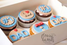 father's day dad cupcakes father's day dad cupcakes,Hfd father's day dad cupcakes Happy Fathers Day Cake, Fathers Day Cupcakes, Cupcakes For Men, Holiday Cupcakes, Fun Cupcakes, Cupcake Cakes, Funny Birthday Cakes, Happy Birthday Cupcakes, Sushi Cake