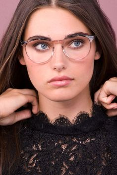 1958b8138c7 Women s Eyeglasses - Imagine in Sepia Kiss. See more. Oversized