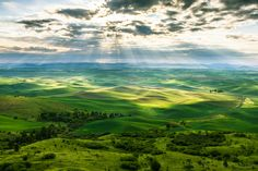 Steptoe Butte Sun Rays | Explore CraigGoodwin2's photos on F… | Flickr - Photo Sharing!