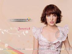 Milla Jovovich Milla Jovovich Wallpaper