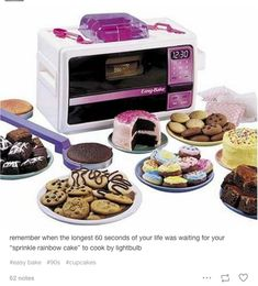 The Easy-Bake Oven | 21 Toys You Had If You Were A True '90s Girl