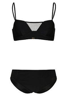 MOSCHINO SWIM Bikini black