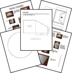Free Lapbooks and Free Templates, Foldables, Printables, Make Your Own Lapbook Lap Book Templates, Envelope Book, Interactive Student Notebooks, Mini Books, Lap Books, Freebies, Graphic Organizers, Classroom Organization, Classroom Ideas