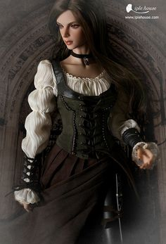 Witch Hunter set_Special Halloween outfit