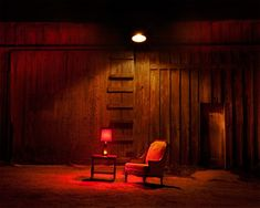 Marcos Calamato - These eerie furniture photographs are the works of photographer and graphic designer Marcos Calamato. The photo series consists of a chair, a telev. Design Furniture, Home Decor Furniture, Rustic Furniture, Furniture Decor, Furniture Showroom, French Furniture, Refurbished Furniture, Farmhouse Furniture, Classic Furniture